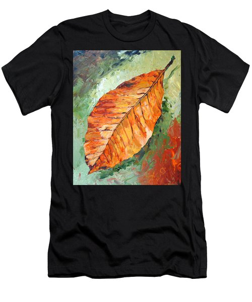 First To Fall Men's T-Shirt (Athletic Fit)