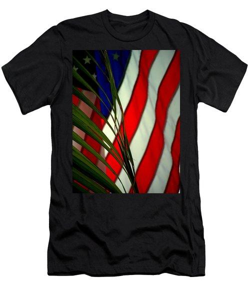 Floridamerica Men's T-Shirt (Athletic Fit)