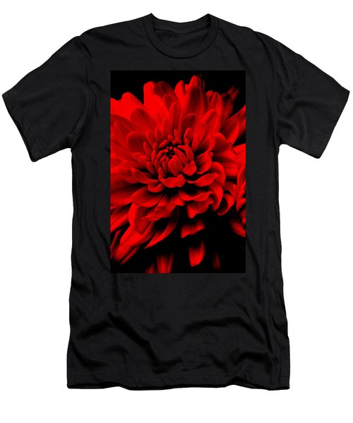 Flower 1  Men's T-Shirt (Athletic Fit)