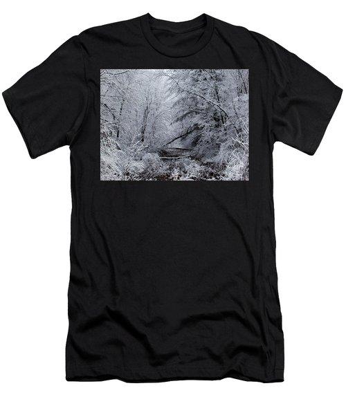 Forest Lace Men's T-Shirt (Athletic Fit)
