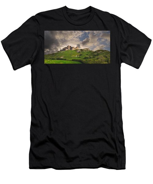 Fortress Men's T-Shirt (Athletic Fit)