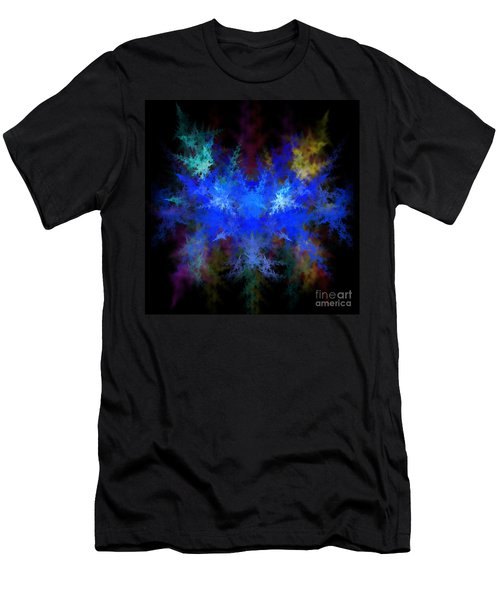 Fractal Men's T-Shirt (Athletic Fit)