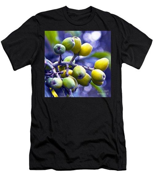 Sicilian Fruits Men's T-Shirt (Athletic Fit)