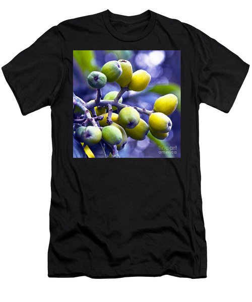 Sicilian Fruits Men's T-Shirt (Athletic Fit)