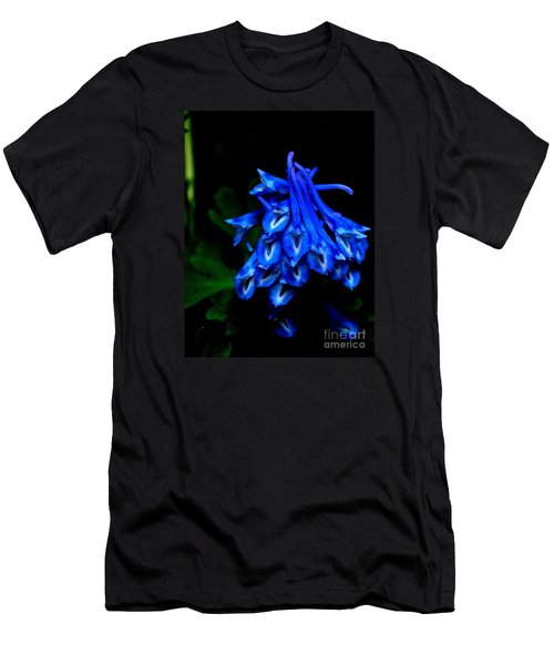 Garden Jewel Men's T-Shirt (Slim Fit) by Tanya  Searcy