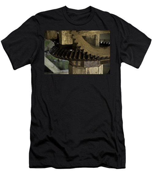 Geared Up Men's T-Shirt (Athletic Fit)