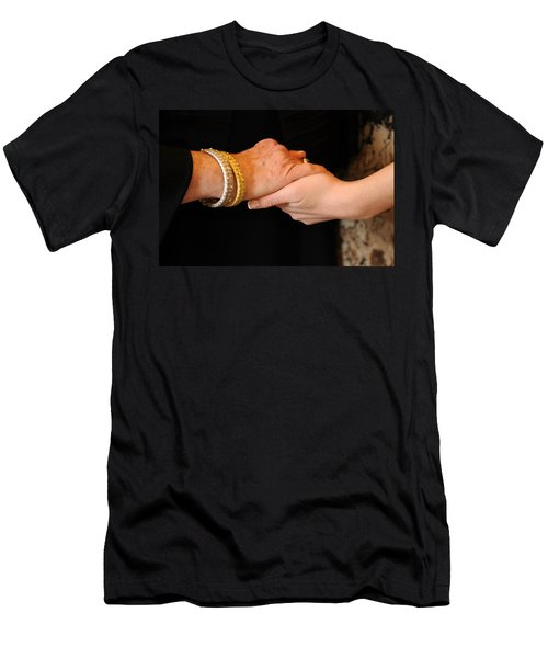 Generations Men's T-Shirt (Slim Fit) by Richard Bryce and Family