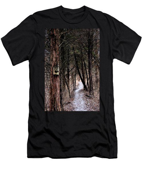 Gently Into The Forest My Friend Men's T-Shirt (Athletic Fit)
