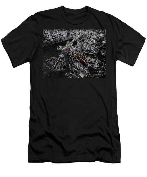 Ghost Rider 2 Men's T-Shirt (Athletic Fit)