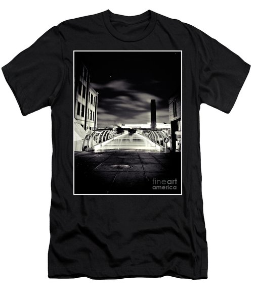Ghosts In The City Men's T-Shirt (Athletic Fit)