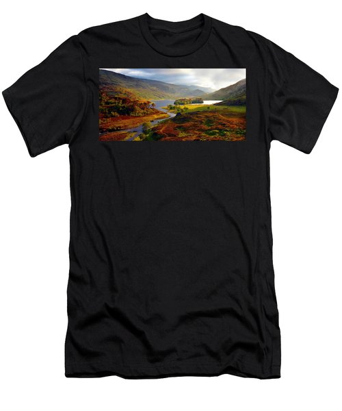 Glen Strathfarrar Men's T-Shirt (Athletic Fit)