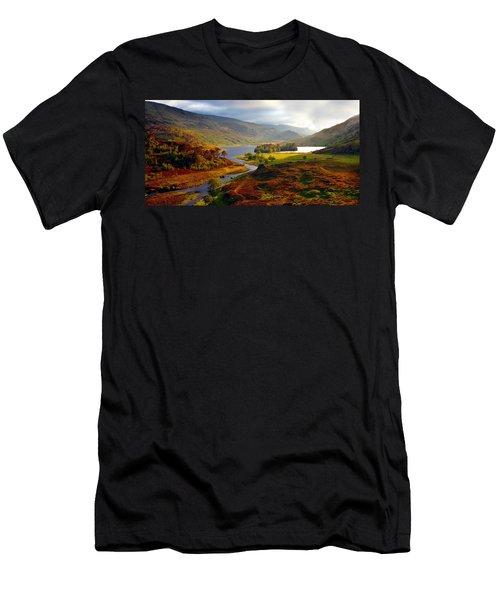 Glen Strathfarrar Men's T-Shirt (Athletic Fit)