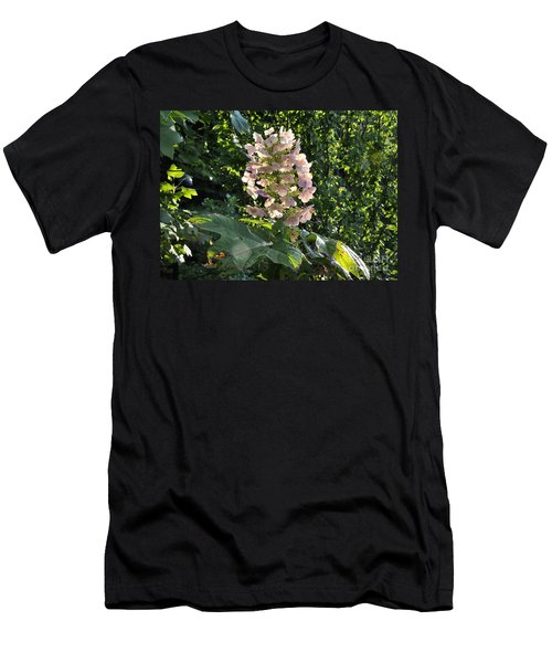 Men's T-Shirt (Slim Fit) featuring the photograph Glorious Day by Nava Thompson