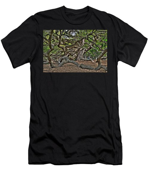 Gnarled Men's T-Shirt (Athletic Fit)