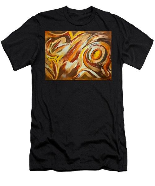 Go Men's T-Shirt (Athletic Fit)