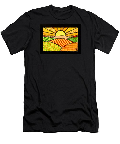 Good Day Sunshine Men's T-Shirt (Athletic Fit)