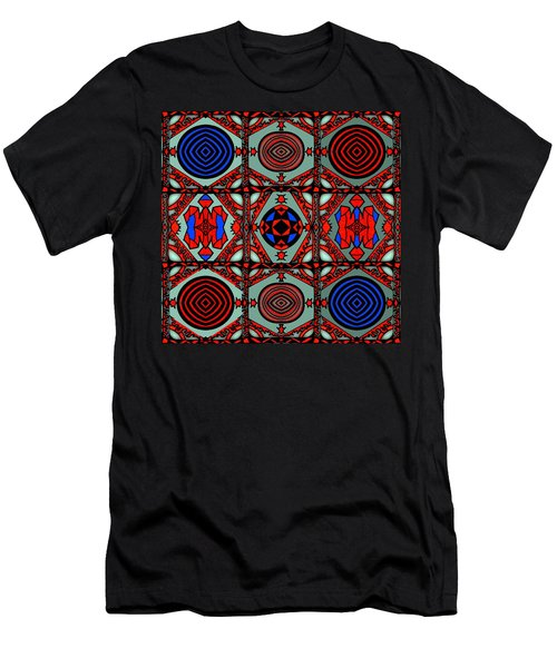 Gothic Wall Men's T-Shirt (Athletic Fit)