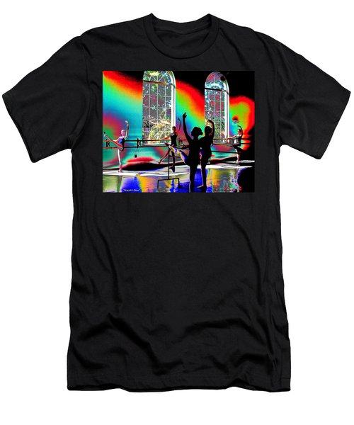 Graceful Glow Men's T-Shirt (Athletic Fit)