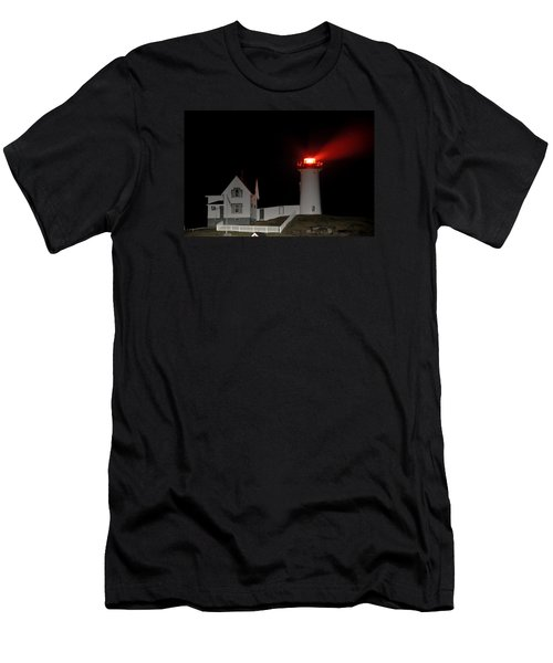 Men's T-Shirt (Slim Fit) featuring the photograph Guidance by Mike Martin