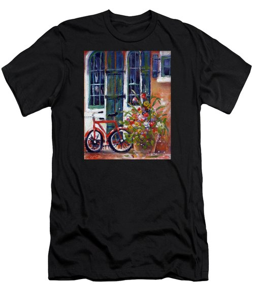Habersham Bike Shop Men's T-Shirt (Athletic Fit)