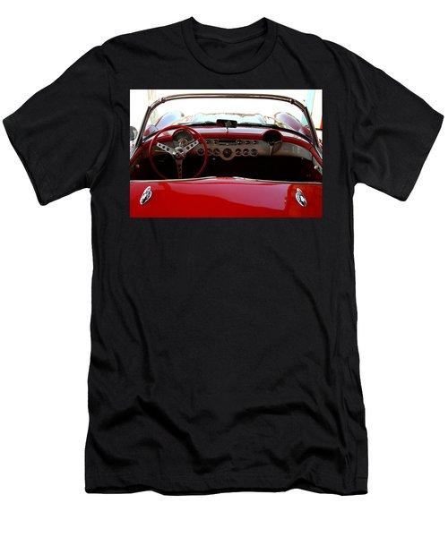 Hackberry Corvette Men's T-Shirt (Athletic Fit)
