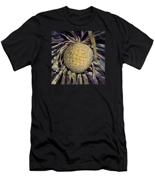 Hala Fruit Men's T-Shirt (Slim Fit) by Andrew Drozdowicz