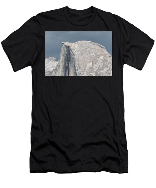 Half Dome From Glacier Point At Yosemite Np Men's T-Shirt (Athletic Fit)
