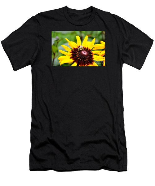 Happy Rudbeckia Men's T-Shirt (Athletic Fit)