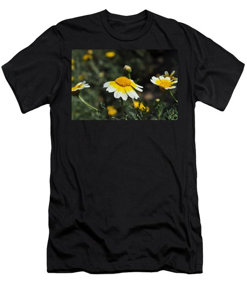 Happy Spring  Men's T-Shirt (Athletic Fit)