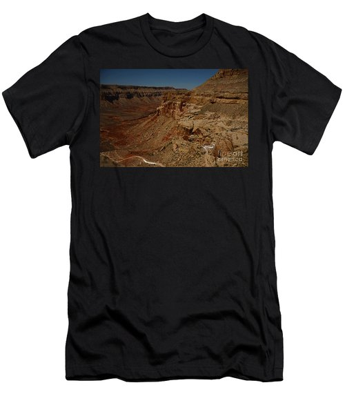 Havasupai Hilltop  Men's T-Shirt (Athletic Fit)