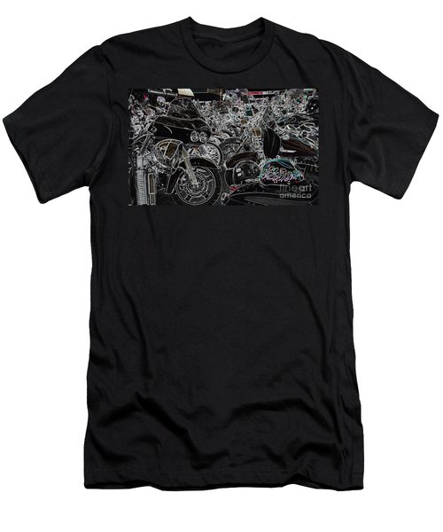 Head Peace Men's T-Shirt (Athletic Fit)
