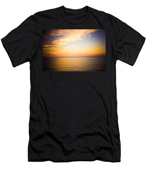 Heavenly Men's T-Shirt (Slim Fit) by Sara Frank