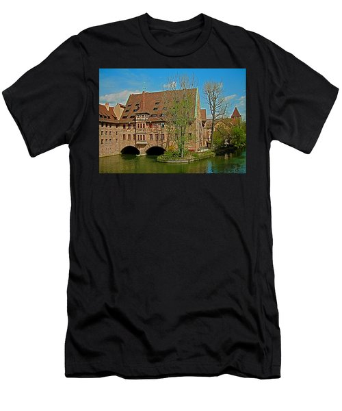 Heilig-geist-spital In Nuremberg Men's T-Shirt (Athletic Fit)