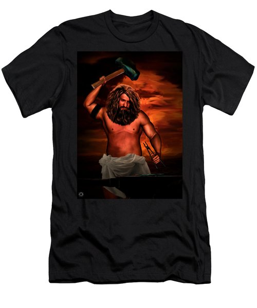 Hephaestus Men's T-Shirt (Athletic Fit)