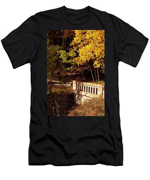 Hidden Bridge Men's T-Shirt (Athletic Fit)