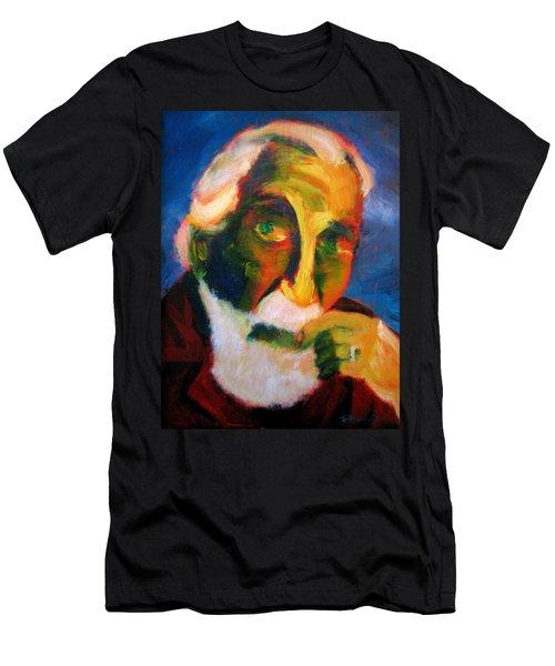 Hirshfeld Men's T-Shirt (Athletic Fit)