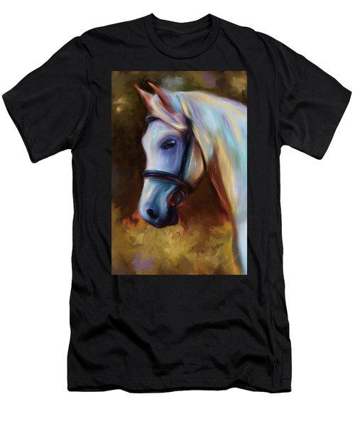 Horse Of Colour Men's T-Shirt (Athletic Fit)