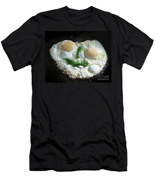 I Like To Cook Differently. Morning Creation. Men's T-Shirt (Athletic Fit)