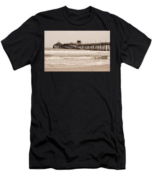 Imperial Beach Men's T-Shirt (Athletic Fit)