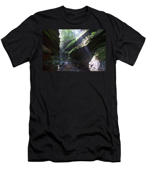 In The Cleft Of The Rock Men's T-Shirt (Athletic Fit)