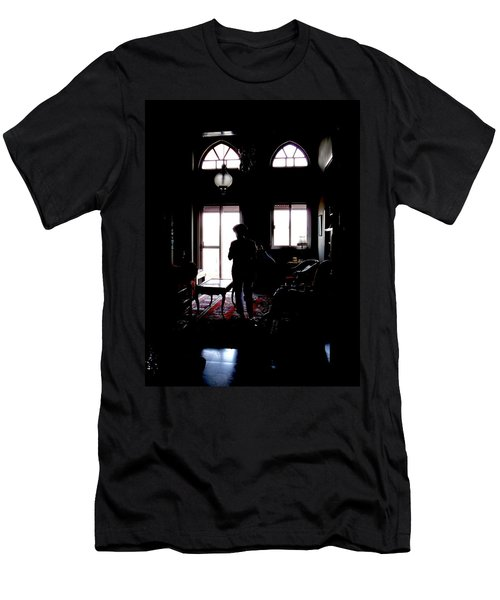 In The Shadows Men's T-Shirt (Athletic Fit)