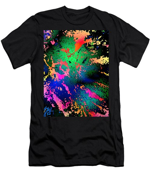 Men's T-Shirt (Slim Fit) featuring the photograph Inner Space by David Pantuso