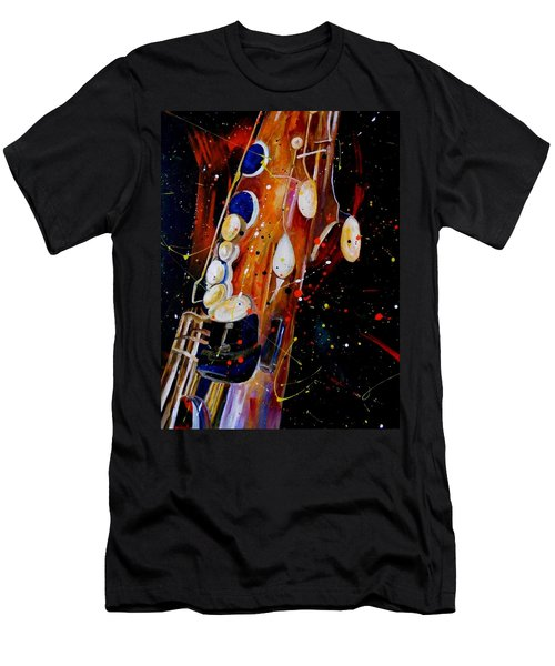 Instrument Of Choice Men's T-Shirt (Athletic Fit)
