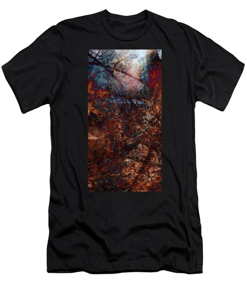 Into The Woods Men's T-Shirt (Slim Fit) by James Barnes