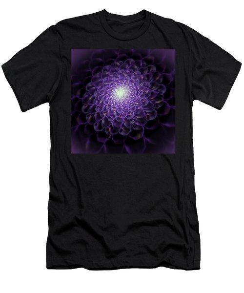 Iridescent Men's T-Shirt (Athletic Fit)