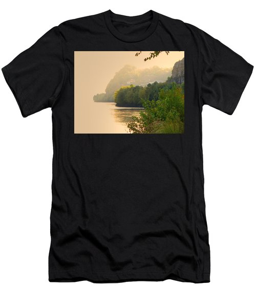 Islands In The Stream II Men's T-Shirt (Athletic Fit)