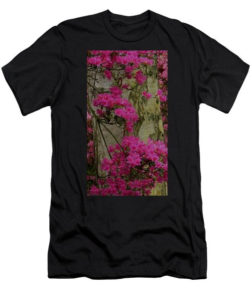 Japanese Painting Men's T-Shirt (Slim Fit) by Manuela Constantin