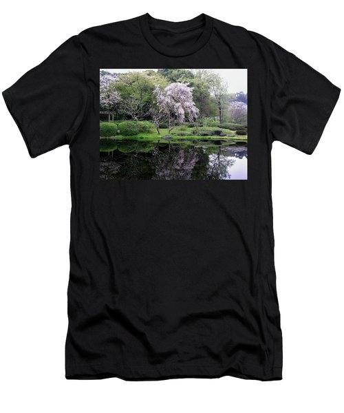 Japan's Imperial Garden Men's T-Shirt (Athletic Fit)