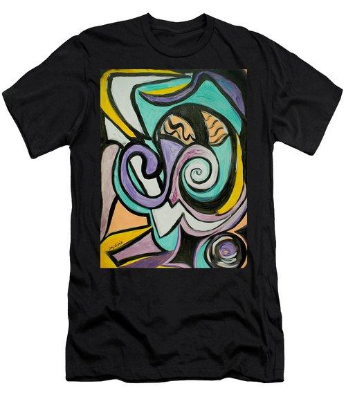 Jazzie Men's T-Shirt (Athletic Fit)