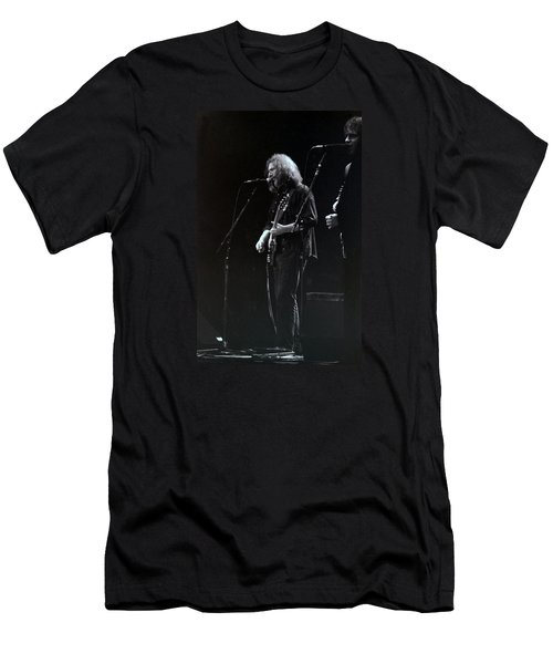 Men's T-Shirt (Slim Fit) featuring the photograph The Grateful Dead -  East Coast by Susan Carella